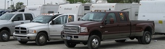 Travel Trailer Towing